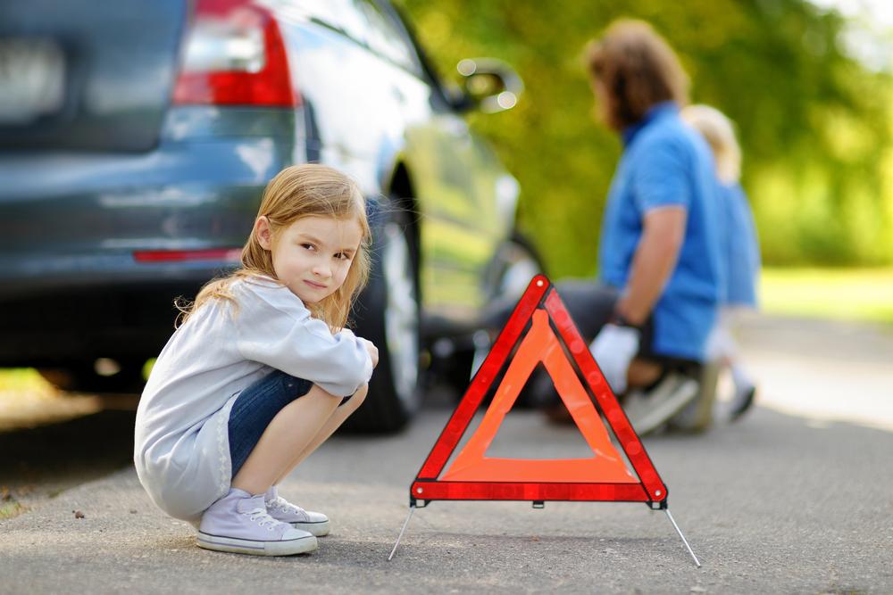 Slipp trubbel på bilsemestern
