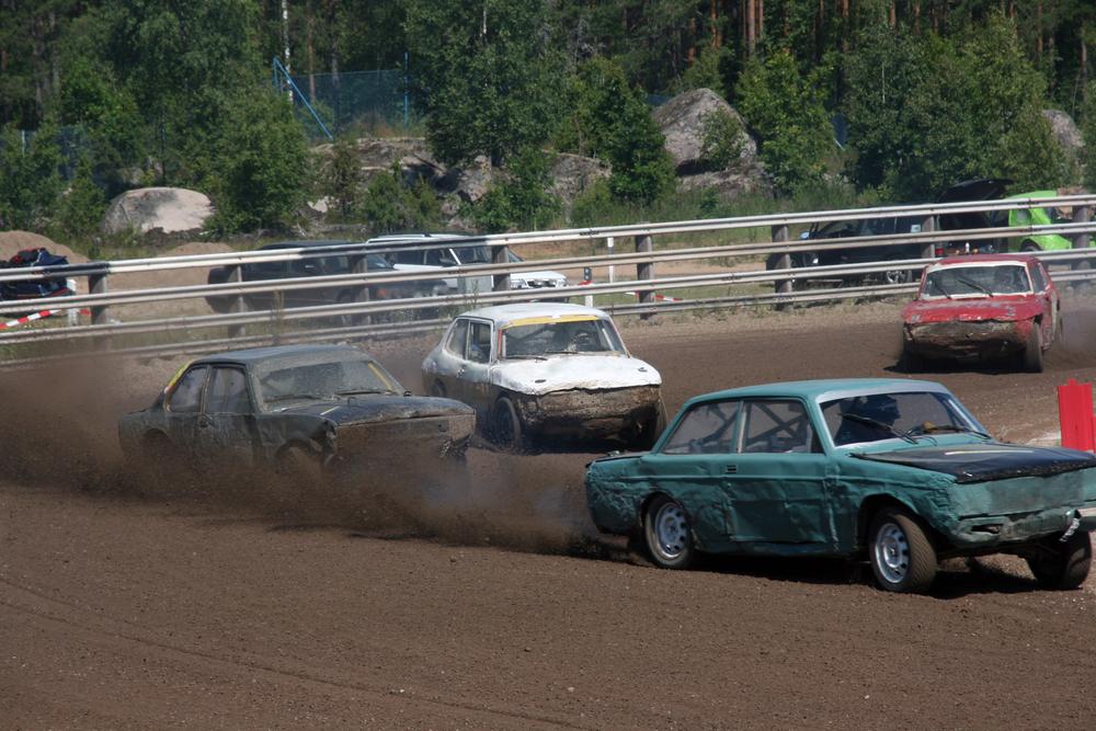 Folkrace – folkets bilsport